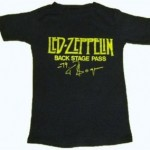 People form intense emotional attachments to concert Tees. This Led Zeppelin T-shirt recently sold for $10,000, making it the