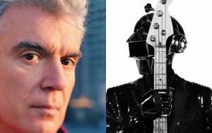 Daft Punk and David Byrne