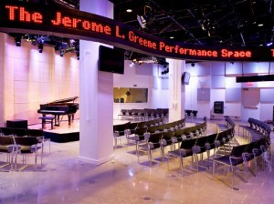 Jerome L. Green Performance Space