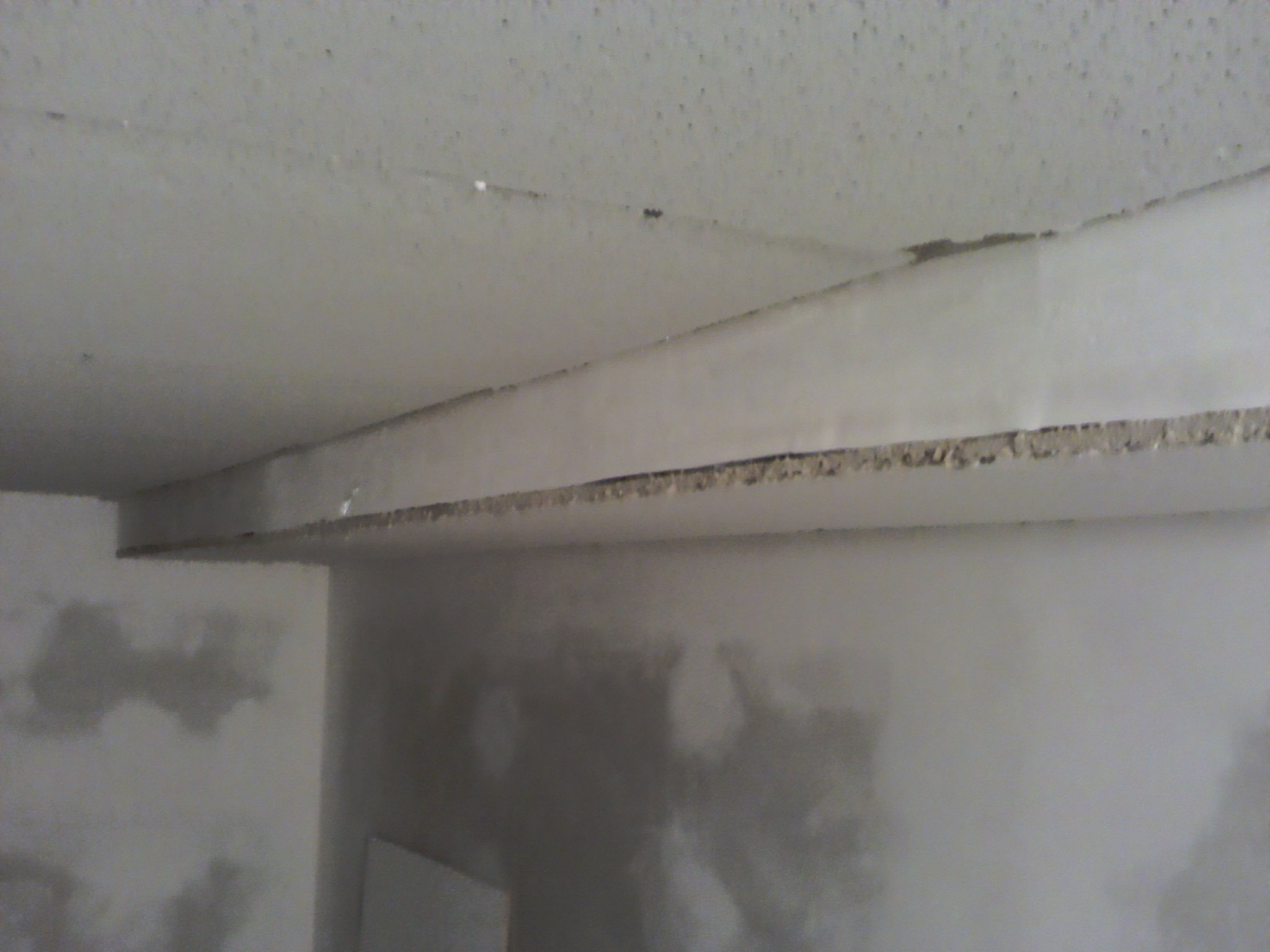 Ceiling Tiles Mid-Mud