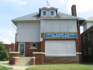 United Sound Studios, a classic space home to countless major recordings, now reopened and restored.
